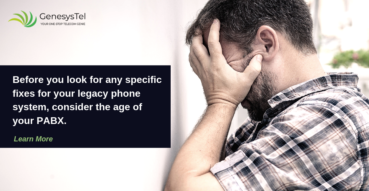 Legacy Phone Systems Increasing Overheads? Move to a Fully Managed PBX System