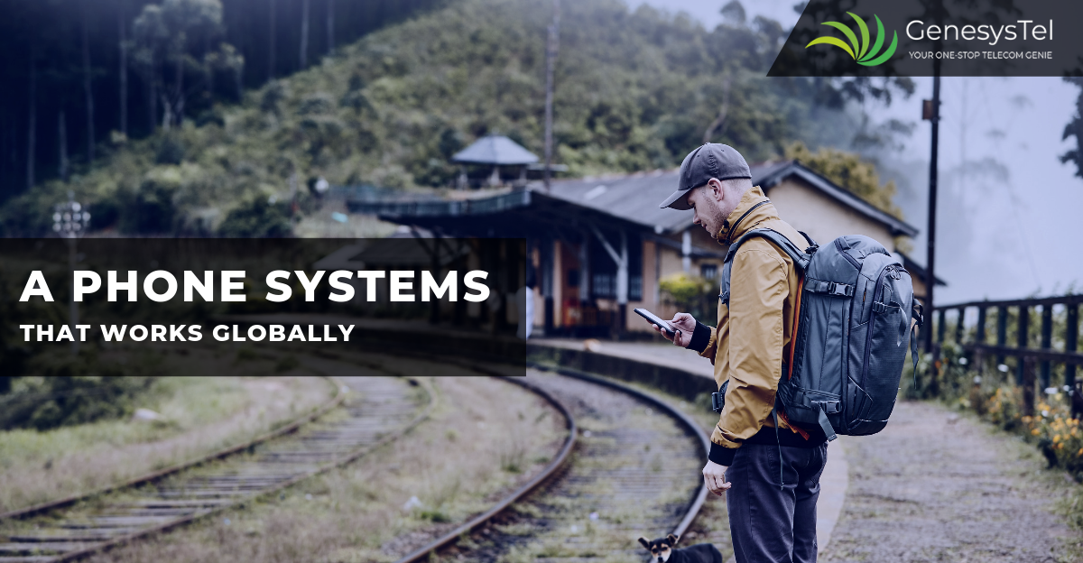 Take Your Phone SystemwithYou Anywhere and Everywhere