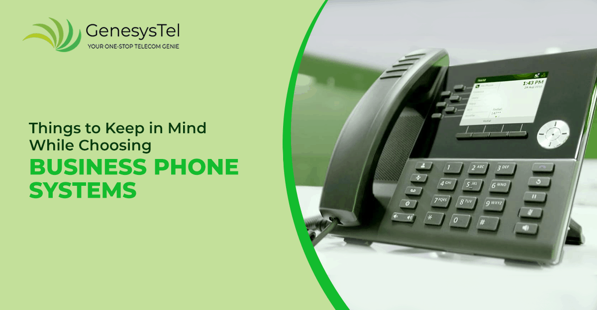 A Guide to Choosing the Perfect Phone System for Your Business