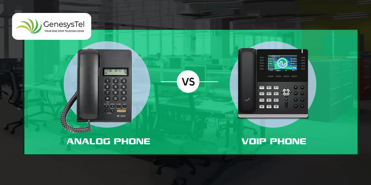 8 Reasons Why You should Go With IP over Analog Phones for Your Business