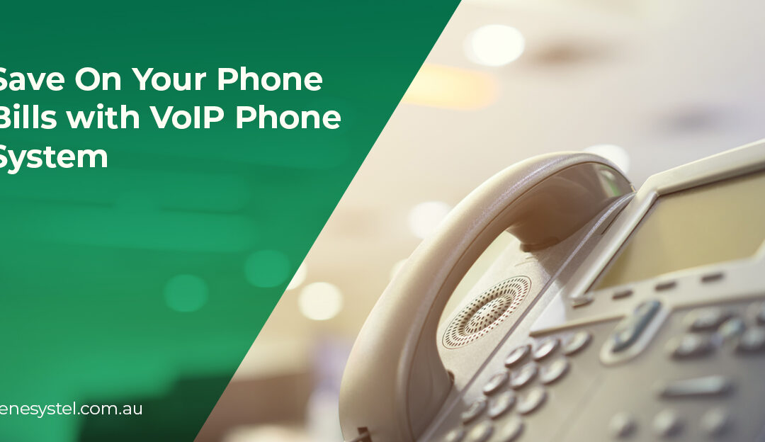 Cut off Your Phone Bills with VoIP Phone System