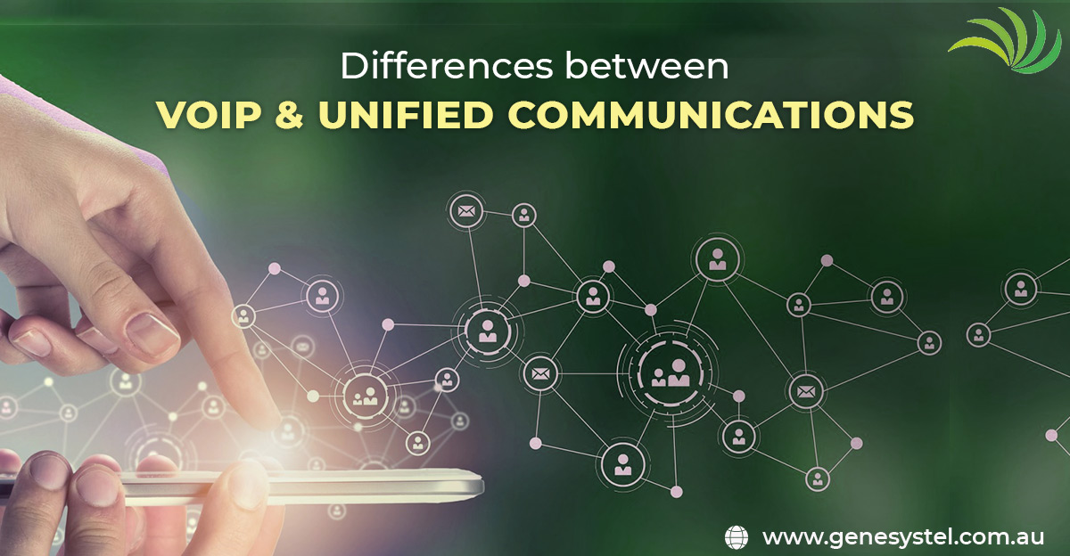 Difference Between VoIP and Unified Communications